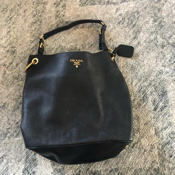 7eceebfe6e67b6 Prada Leather Bucket Bag. M_5b4cd8f6c2e9fe42e3f95597